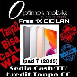 iPad 2019/7 Apple [128GB/Wifi/10inch] ORIGINAL TerMurah Cash\TT\Kredit