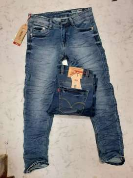 NEW COLLECTION JEAN'S FOR WHOLESALE