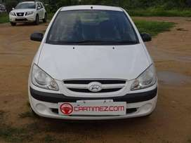 Hyundai Getz Prime 1.1 GLE, 2007, Petrol