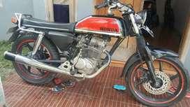 honda Megapro Basic CB200
