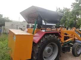 Hmt mounded loader