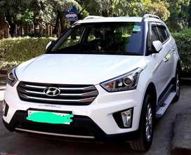 1.6 Creta full version disel automatic 2018 model