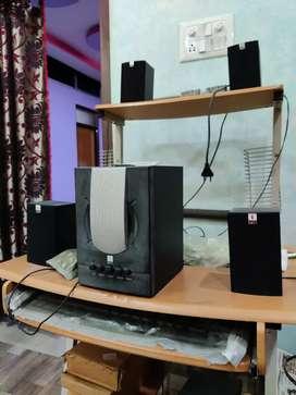 I-Ball 4.1 speakers