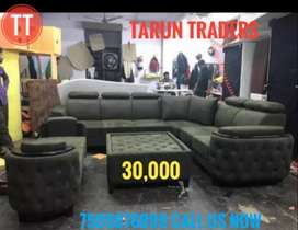 Sofa L shape  8 seater available at unique price