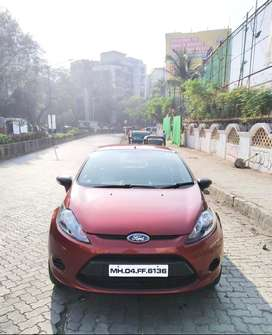 Ford Fiesta Style Petrol Manual, 2011, CNG & Hybrids