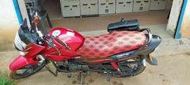 Hero Glamour bike