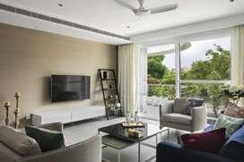 Complete interior decoration