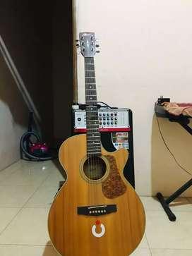 Gitar Akustik Cort L100F