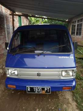 Carry pick up wrna biru 2001