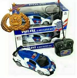 Ready mobil remot police