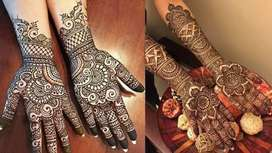 I am looking for my mehndi customers all types of mehandi are descined