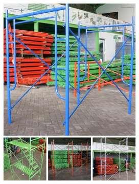 Scaffolding kapolding steger andang galam bambu rental sewa jual 600