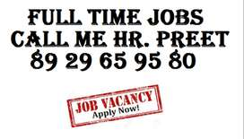URGENT HIRING FOR SUPERVISOR AND STORE KEEPER