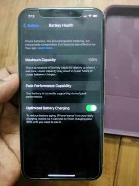 I phone x 256(unused)