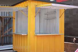 Booth Container / Booth Kontainer