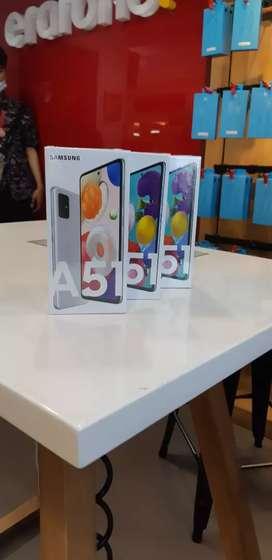 Samsung Galaxy A51 Gray