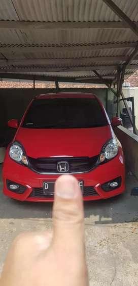 Honda brio satya E 2016 low km