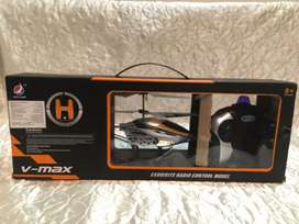 Brand new v-max helicopter