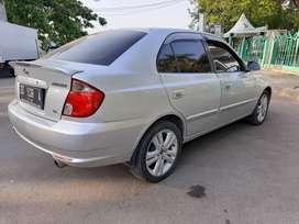 Hyundai Avega 2009 1.5 Manual Silver Murah Mewah BU