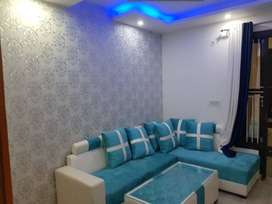 Awesome construction of 3 bhk flat  in om vihar near by nawada metro