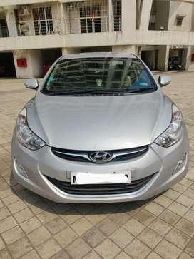 Hyundai Elantra 1.6 SX Option, 2014, Petrol