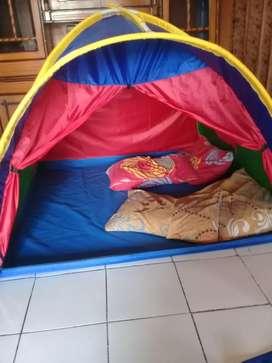 tenda anak cocok untuk kado ultah bisa cod antar