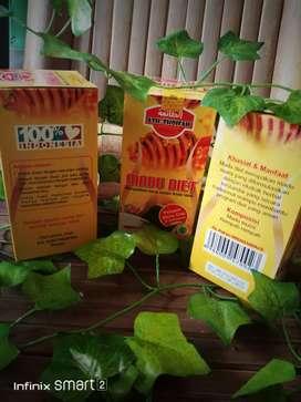 Pelangsing badan alami madu diet herbal kios gamat zaitun propolis vco