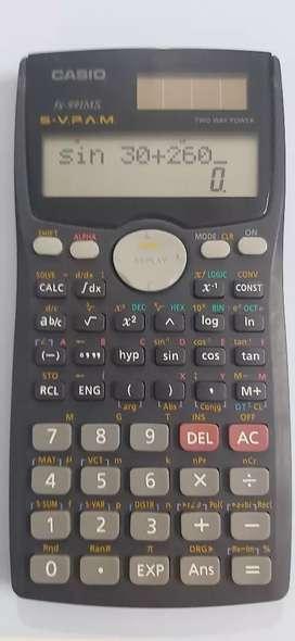 Casio fx-991ms scientific calculator 450Rs