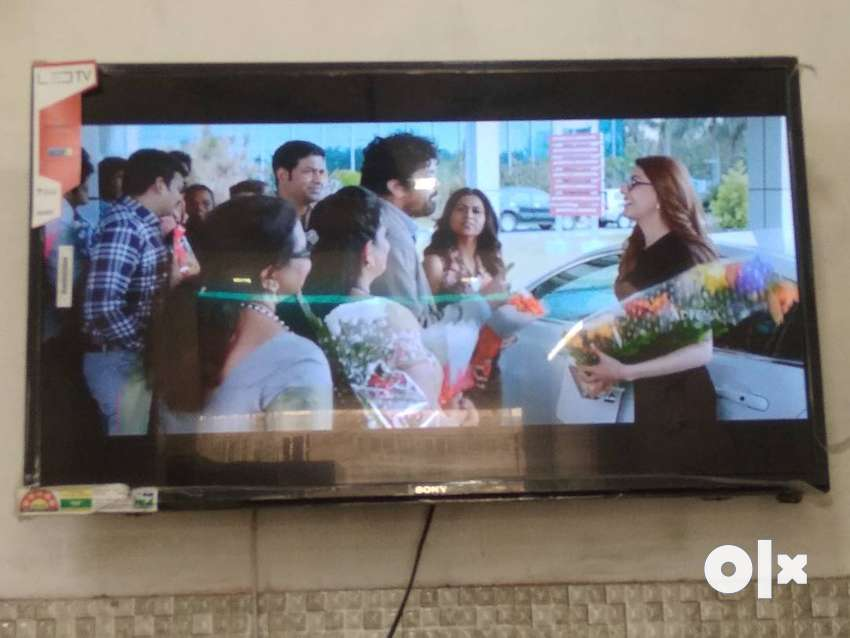 sony brand new 32 inch // smart full hd flat led tv with 1year waranty 0