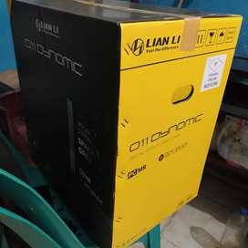 Casing Lian Li PC-011 Dynamic Space Grey Limited Edition