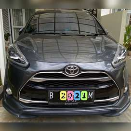 Toyota Sienta Q A/T 2017 - Low KM