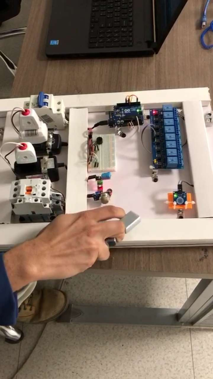 Final year project for BS Technology Electrical Students. 0