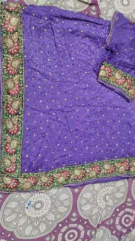 Gracefull saree