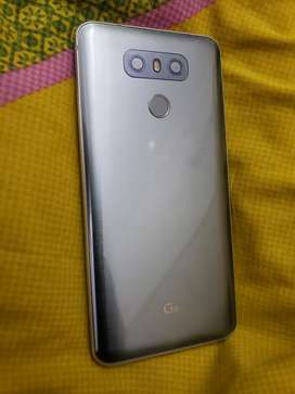 LG G6 4GB ram 32GB rom in Mint Condition Read Add