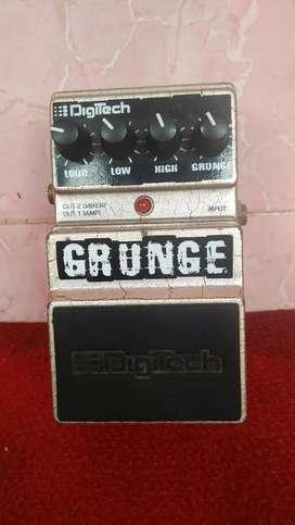 Efek gitar Digitech Grunge