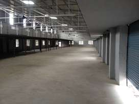 5000 sq feet Warehouse for rent in Udhna/Pandesara Surat