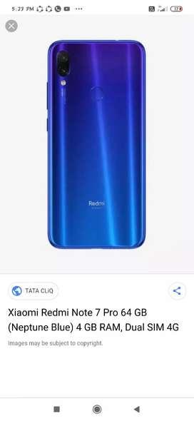 Note 7 Pro