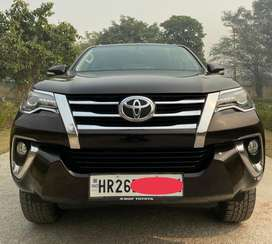 Toyota Fortuner 2.8 2WD AT, 2016, Diesel