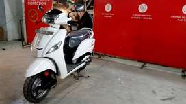 Good Condition Hero Maestro Std with Warranty |  2845 Delhi