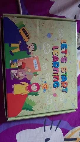 Paket tahfiz dan belajar bahasa anak