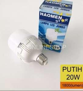 Lampu LED Jumbo 'Haomen'