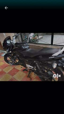 Bajaj pulsar 150 black colour chd number for sale