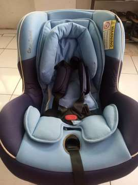 Car seat Coco Latte Omni Guard Biru Bonus Kursi Bayi Coco Latte