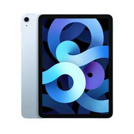 Ipad air 4th gen 64 gb box pack 2 piece available with bill.