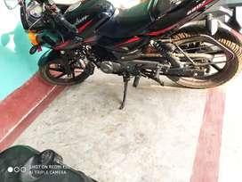 Bike is very good condition,bajaj pulsar 220f