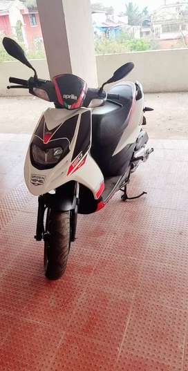 Aprillia 150 for sale in excellent condition.. 1st owner