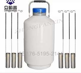 Liquid Nitrogen Cylinder 10L for smokey cookies , icecream and bar