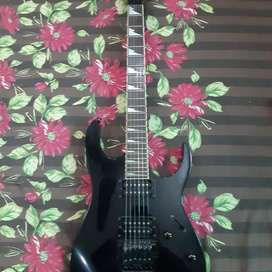 Ibanez rg320 dx electric guitar made in korea