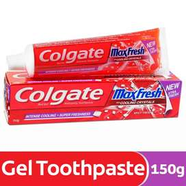 Colgate maxfresh paking holesale contact only