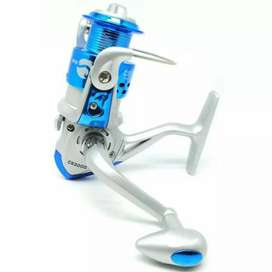 Reel Pancing Metal Spool Fishing Spinning Reel 8 Ball Bearing CS 3000